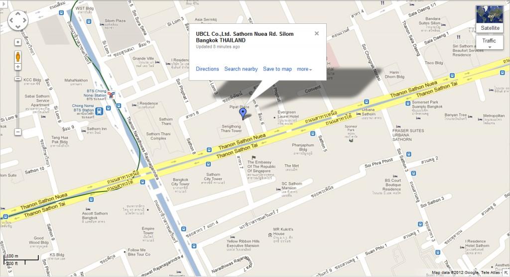 GoogleMap-UBCL
